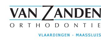 Van Zanden Orthodontie Vlaardingen - Logo