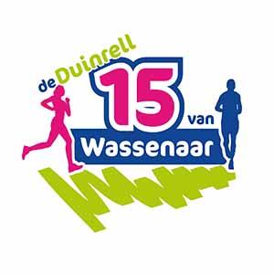 De 15 van Wassenaar 7e editie 2019 - Logo